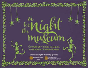 A Night for the Museum: Halloween on High Street